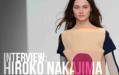 INTERVIEW: HIROKO NAKAJIMA