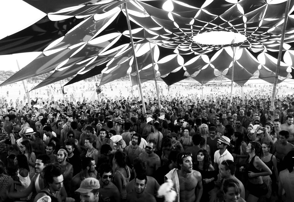 Boom Festival Portugal Boom Festival is The Biggest